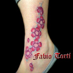 Fabio Torti Tattoo Donna Floreale SOFT Tattoo