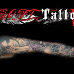 Fabio Torti tattoo Soft Tattoo braccio