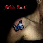 Tattoo Farfalla Fabio Torti Soft Tattoo